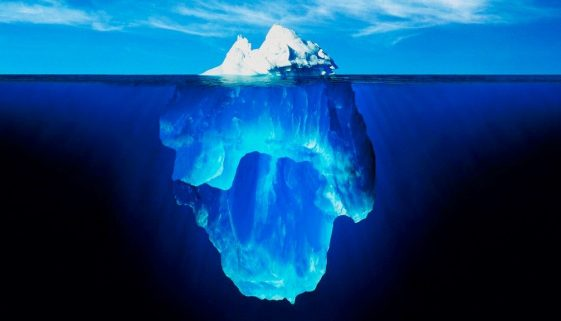 The Tip of the Iceberg | Blog Post